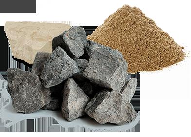 Rohstoffe Mineralwolle