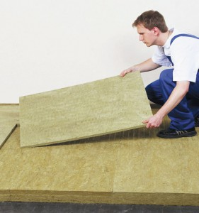Trittschallschutz Und Wohlige Warmer Fussboden Dank Mineralwolle