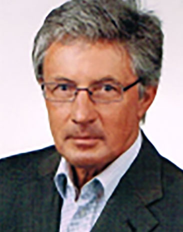 Porträtfoto Ing. Karl Friedrich Sperr