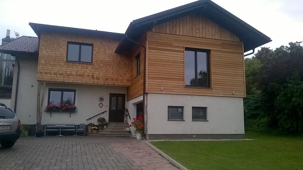 Haus außen Hundsberger