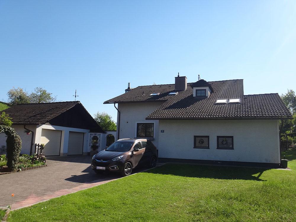 Foto Baustelle fertig Hundsberger