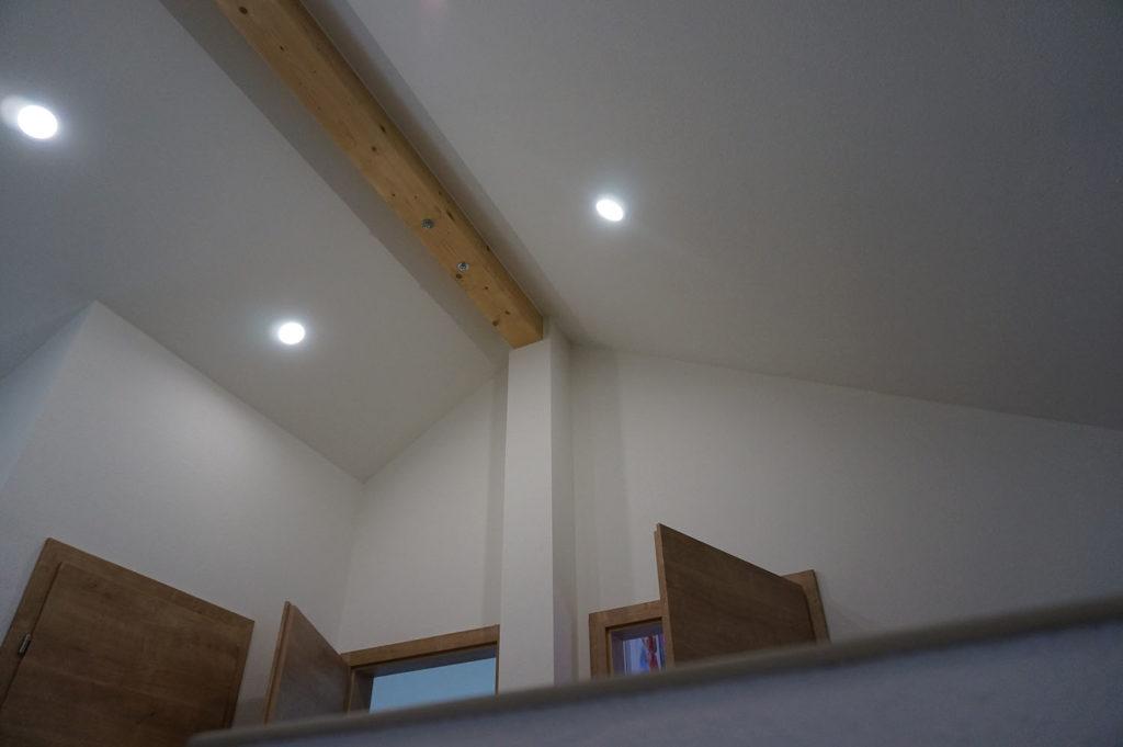 Foto Dachgeschoss ausgebaut