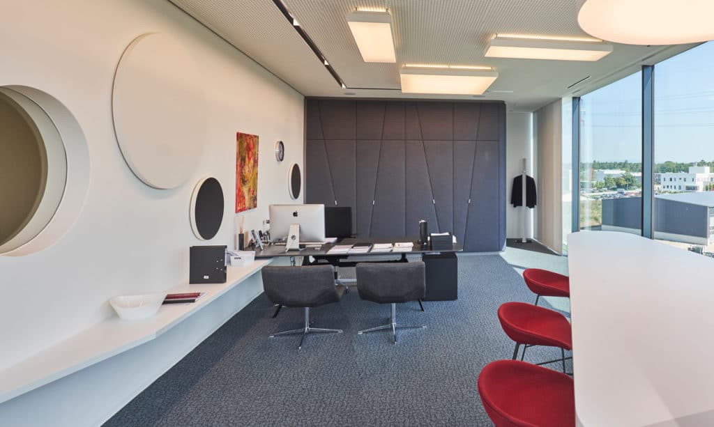 Firmengebäude Sperer Acoustics GmbH